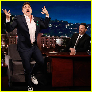 Javier Bardem Shows Off His Mick Jagger Impression on 'Kimmel' - Watch Here!