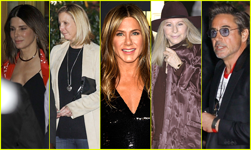 Every Celeb at Jennifer Aniston's Birthday Party - Full Guest List!