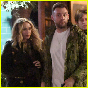Jennifer Lawrence & Boyfriend Cooke Maroney Step Out for Dinner in NYC