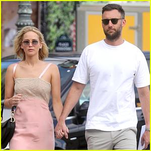 Jennifer Lawrence Engagement Rumors Are Swirling!