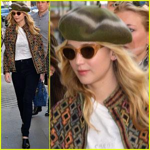 Jennifer Lawrence Skips Oscars 2019 Ceremony, Hits Up Paris Instead!