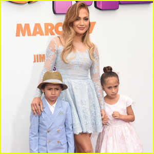 Jennifer Lopez Shares Sweet 11th Birthday Message For Twins Max & Emme!