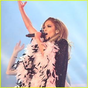 Jennifer Lopez Responds to Motown Performance Criticism From Grammys 2019