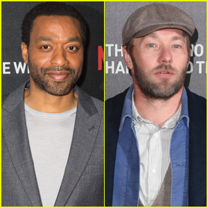 Chiwetel Ejiofor & Joel Edgerton Premiere 'The Boy Who Harnessed the Wind' in London