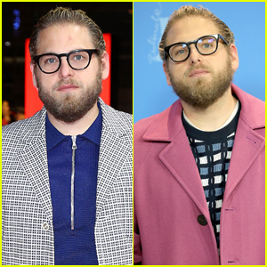 Jonah Hill Promotes His Movie 'Mid90's' at Berlin Film Festival 2019