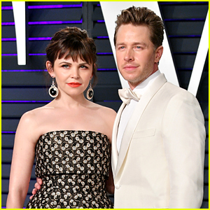 Josh Dallas & Ginnifer Goodwin Couple Up at Vanity Fair's Oscars 2019 Party