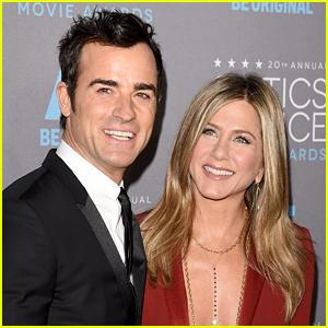 Justin Theroux Wishes Ex-Wife Jennifer Aniston a Happy Birthday