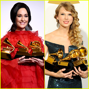 Kacey Musgraves Wins Same Four Grammys as Taylor Swift Back in 2010!
