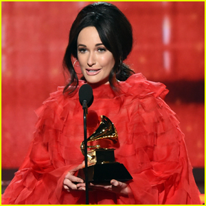 Kacey Musgraves Thanks Husband Ruston Kelly in Grammys 2019 Acceptance Speech - Watch Here!