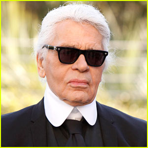 Celebrities Pay Tribute to Karl Lagerfeld After His Death