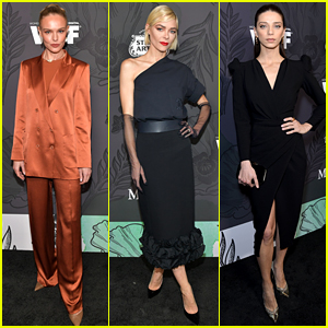 Kate Bosworth, Jaime King, & Angela Sarafyan Glam Up for Women in Film Pre-Oscar Party