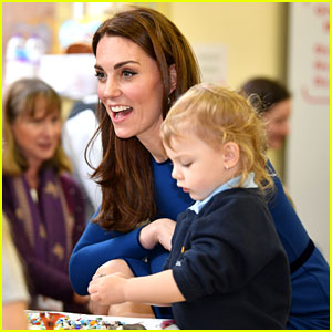 Kate Middleton Responds When Asked If She's Ready for Baby Number Four!