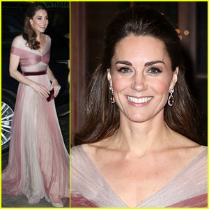 Kate Middleton Looks Stunning in Gorgeous Gucci Look!