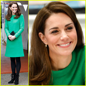 Kate Middleton Shares an Item That Makes Her Feel Good During School Visit!