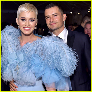Katy Perry & Orlando Bloom: Engaged on Valentine's Day! (See the Ring)