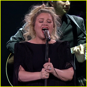 Kelly Clarkson Sings Incredible Cover of Brandi Carlile's 'The Joke' - Watch Now!