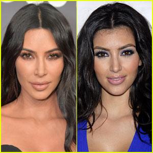 Kim Kardashian Reveals She Never Got a Nose Job: 'Everyone Thought I Did'