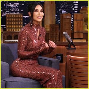 Kim Kardashian Thinks Fourth Baby Will Make Her 'Enlightened and Calm' - Watch Here!