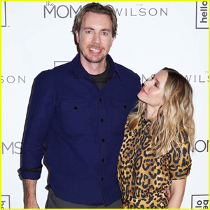 Kristen Bell & Dax Shepard Couple Up For 'Hello Bello' Launch
