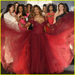 Laverne Cox Wows the Runway Closing 11 Honore NYFW Show!