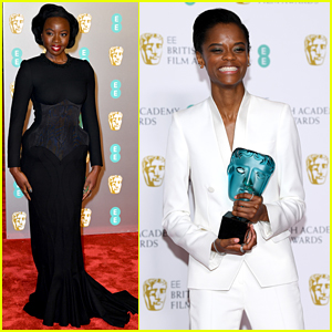 Letitia Wright Wins Rising Star Award at BAFTAs 2019, Danai Gurira Shows Her Support!