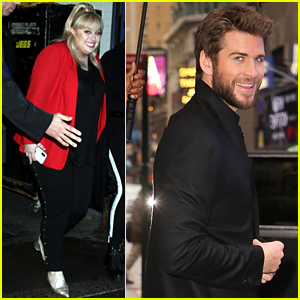 Liam Hemsworth & Miley Cyrus Invite Rebel Wilson to Crash Their Valentine's Day Date
