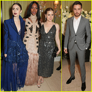 Liam Payne Joins Naomi Campbell, Amy Adams & More at Tiffany & Co's BAFTAs Party!