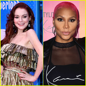 Lindsay Lohan Calls Out Tamar Braxton: 'You Are Not Any Friend of Women'