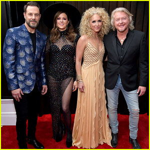Little Big Town Hits the Red Carpet at Grammys 2019