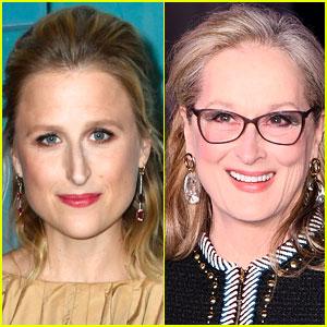 Meryl Streep Is a Grandma! Mamie Gummer Gives Birth to Baby Boy