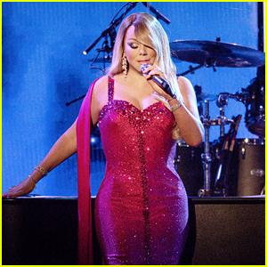 Mariah Carey Kicks Off 'Caution World Tour' in Texas - See the Set List!
