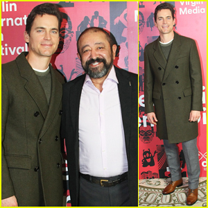 Matt Bomer Opens Dublin International Film Fest with 'Papi Chulo'