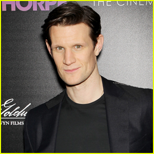 Matt Smith Steps Out for Screening of 'Mapplethorpe' in NYC