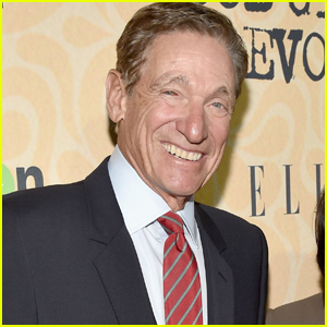 Maury Povich Celebrates 80th Birthday with 'A Star is Old'-Themed Party!