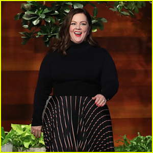 Melissa McCarthy Reveals How She Found Out She Was Nominated for an Oscar - Watch!