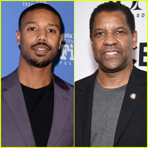 Michael B. Jordan & Denzel Washington Team Up for 'Journal for Jordan'