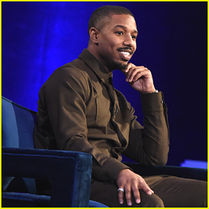Michael B. Jordan Went to Therapy After Filming 'Black Panther'