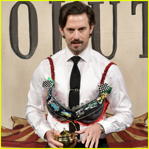 Milo Ventimiglia Honored as Hasty Pudding's Man of the Year 2019!