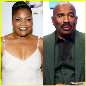 Mo'Nique Allegedly Threatens to Slap Steve Harvey During Talk Show Taping