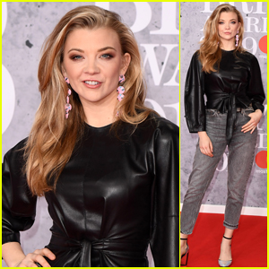 Natalie Dormer Hits the Red Carpet at BRIT Awards 2019
