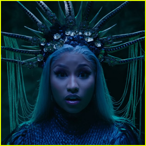 Nicki Minaj is a Queen in 'Hard White' Music Video - Watch Now!