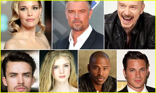 Netflix's 'Jupiter's Legacy' Casts Josh Duhamel, Leslie Bibb, Ben Daniels, & More!