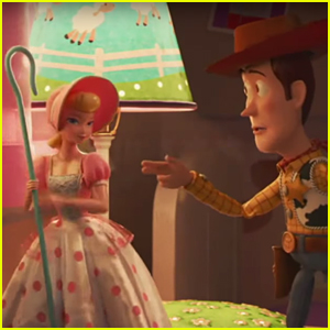 New 'Toy Story 4' Clip Features Woody & Bo Peep on a Rescue Mission (Video)