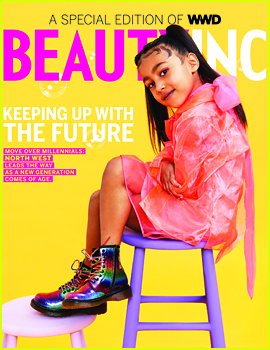 North West Makes Her Solo Magazine Cover Debut at Age 5!