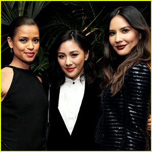 Gugu Mbatha-Raw, Constance Wu, & Olivia Munn Honor Their Makeup Artists Ahead of the Oscars!