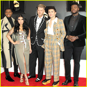 Pentatonix Slay The Red Carpet at Grammy Awards 2019 | 2019