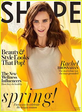 Rachel Brosnahan Reveals the Secret Way She Stays Healthy