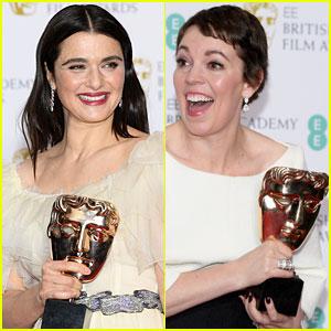 Rachel Weisz & Olivia Colman Win Big at BAFTAs 2019!
