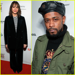 Rashida Jones & Lakeith Stanfield Step Out for the AAFCA Awards 2019