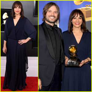 Rashida Jones Wins Best Music Film at Grammys 2019! | 2019